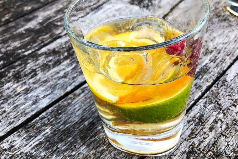 FINRIC Ginger Ale - Whisky Cocktail