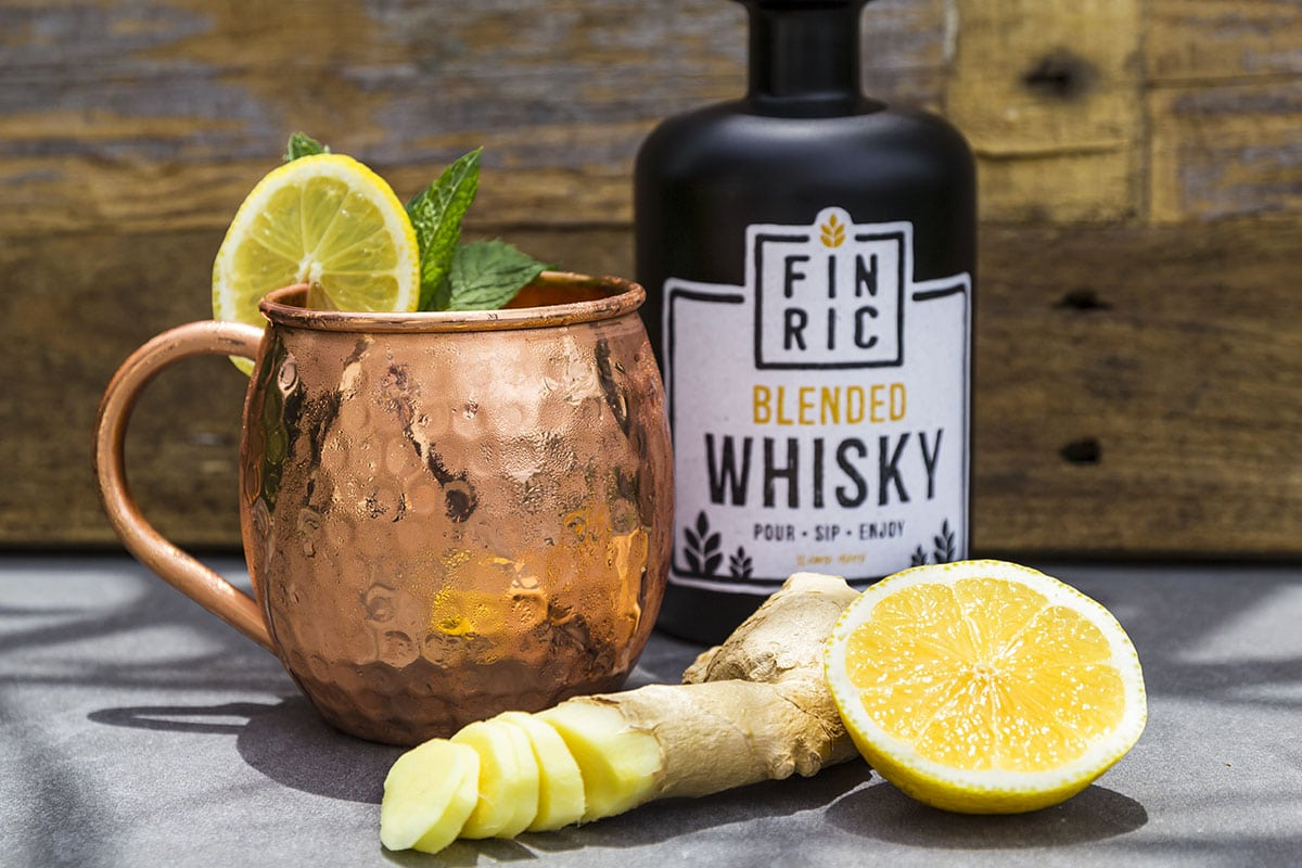 FINRIC Mule - Whisky Cocktail