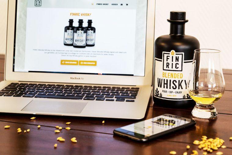 FINRIC Blended Whisky - Von Experten getestet