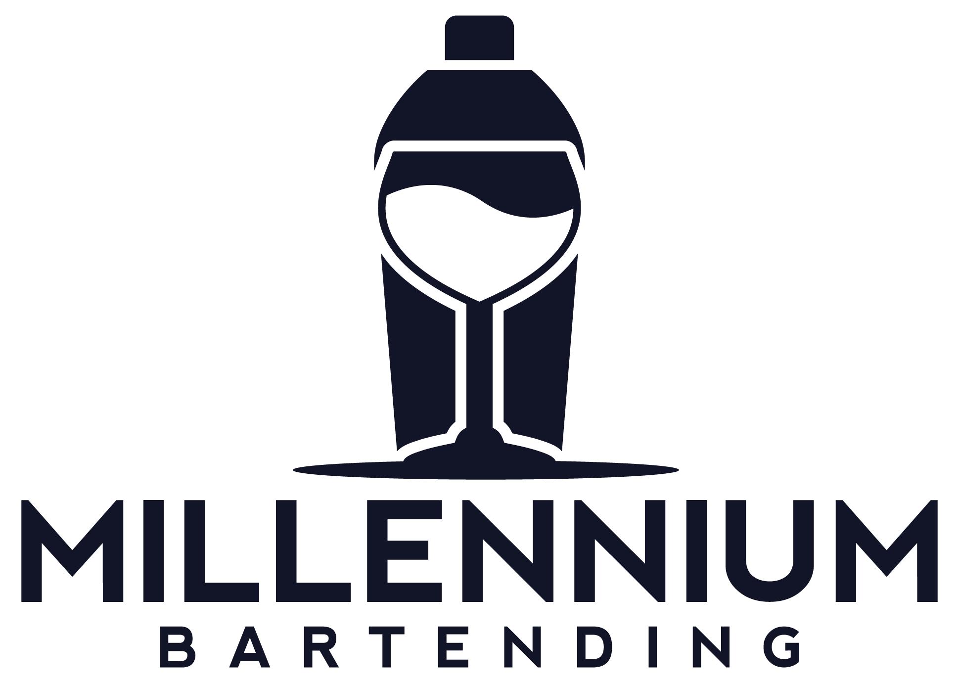 Millennium Bartending - Logo